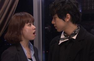 (c)2009 SBS     出会いからして最悪の二人!