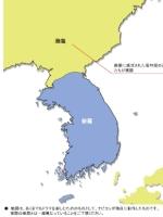 【統一新羅時代の地図】