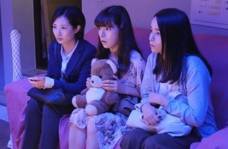 地獄のガールフレンド ドラマ 再放送 10話