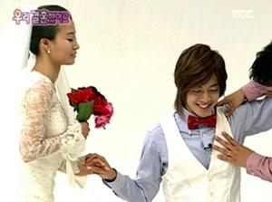 「花より男子」類役ヒョンジュンが年上女性とバーチャル結婚?「私たち結婚しました」好評配信中!