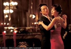 最終回57.4%!韓ドラ史上最高の恋物語「パリの恋人」、GyaO!がお得な無料と便利な有料で配信開始!