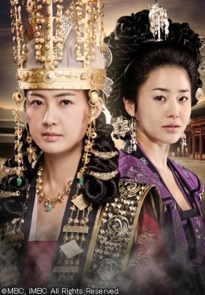 あのミシルがGyaO!に登場!本日より、朝鮮半島初の女帝の波乱の人生を描いた「善徳女王」無料配信開始!
