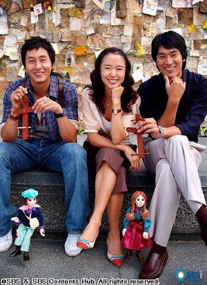 韓国版「ローマの休日」、チョン・ドヨン、キム・ジュヒョク、キム・ミンジュンの「プラハの恋人」無料配信開始!-GyaO!