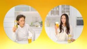 サッポロ、「サッポロ 麦とホップ」をリニューアル、田村正和、仲間由紀恵、KinKi Kids出演TVCMを公開