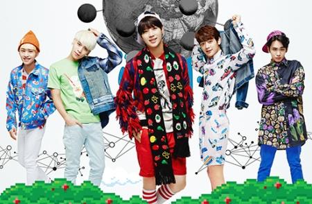 SHINee、22万人を動員した2013年日本全国アリーナツアーDVD&Blu-ray4月2日リリース決定!MV公開中