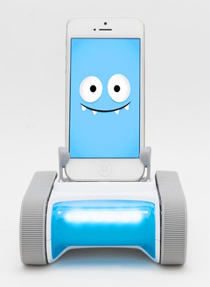 セールス・オンデマンド、iPhone/iPod touch用知育ロボット「Romo」を発売、動画で紹介