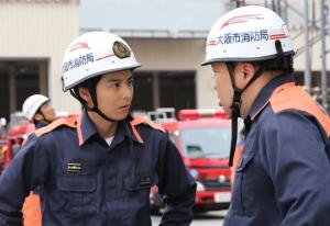 命の重さ、消防隊の責任の重さを知る明(小池徹平)11日NHK「ボーダーライン」第2話あらすじと予告動画