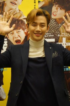 ジュノ(2PM)、僕はまだ大人ではありません!初主演映画『二十歳』記者会見取材、再現レポ前半&写真公開!映画予告動画