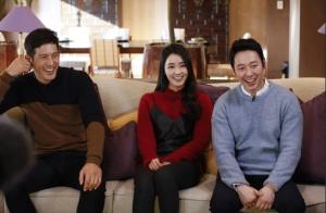 3/27直前SP! 「イニョプの道」チョン・ユミ、オ・ジホ、キム・ドンウク写真とコメント到着!予告動画