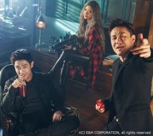 探偵ドラマの決定版!イ・ジュン主演「ヴァンパイア探偵」Mnetで7月より日本初放送決定!予告動画で先取り<br/>