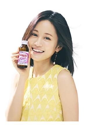 大正製薬、前田敦子が「元気な人はキレイです」と「リポビタンファイン」を飲むTVCMを公開