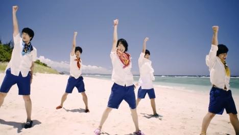 マジプリのドキドキな夏にドキッ!MAG!C☆PRINCE新曲「Over The Rainbow」MV公開