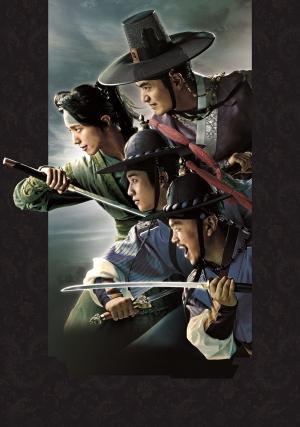 <イニョプの道>の次はCNBLUEヨンファの時代劇「三銃士」9/4スタート!見どころと予告動画で先取り<br/>