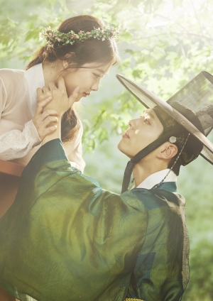 予告動画で先取り!パク・ボゴム&キム・ユジョン主演最新作「雲が描いた月明り」KNTVにて11月より日本初放送決定