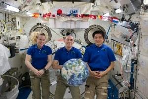 JAXA、ISS滞在中の大西卓哉宇宙飛行士とのライブ更新イベントを26日19時から配信