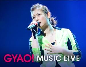 絢香、2013年開催の日本名曲カバーを中心としたライブ映像をGYAO!にて期間限定無料配信!