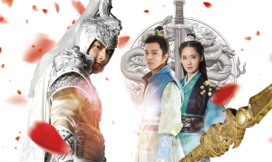 John-Hoonとユナも出演した中国史劇「武神・趙子龍」、邦題「三国志 ~趙雲伝~」で3月WOWOWに登場!予告動画<br/>