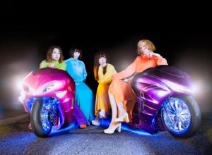 赤い公園、2017年第一弾シングル「闇夜に提灯」は水ドラ「レンタルの恋」主題歌!MV公開