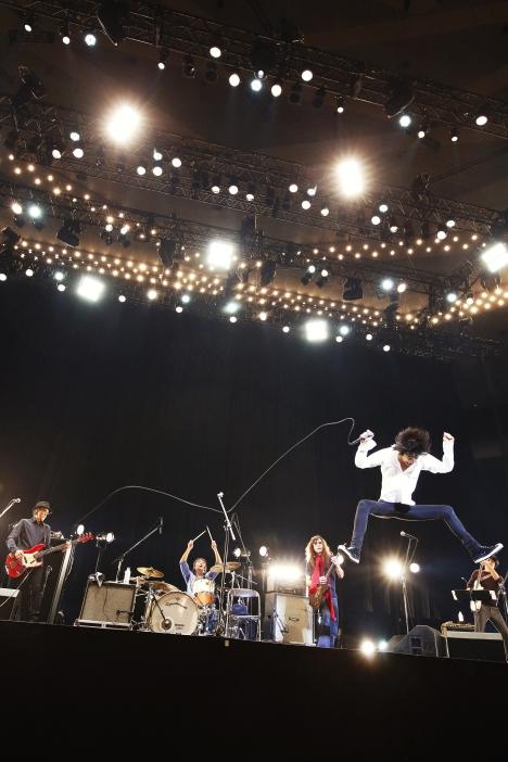 【ライブレポート】エレファントカシマシ、1/6デビュー30周年記念イヤーを新春ライブでど派手に幕開け!MV