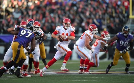 米アメリカンフットボール「NFL」がHuluに登場!1/15、16、23の3日間プレイオフゲームなどリアルタイム配信