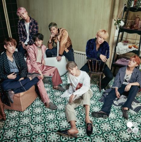 防弾少年団(BTS)、「花様年華 Young Forever」「WINGS」日本仕様盤ジャケ写公開!MV