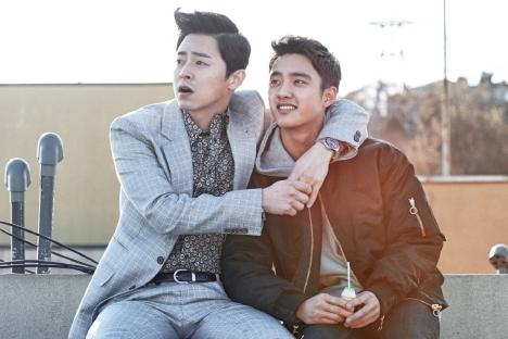D.O.(EXO)×チョ・ジョンソク共演『あの日、兄貴が灯した光』日本オリジナル予告編解禁!