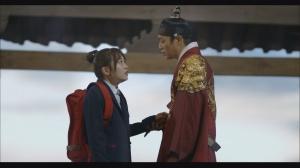 世宗大王の功績はJKのお陰?「ポンダンポンダン 王様の恋」第2話あらすじと見どころ、予告動画-BS12