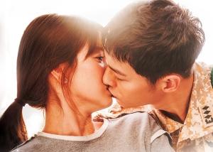 BS-TBSで本日「太陽の末裔」放送開始!ソン・ジュンギ&ソン・ヘギョが10/31リアル結婚!韓国動画ニュース