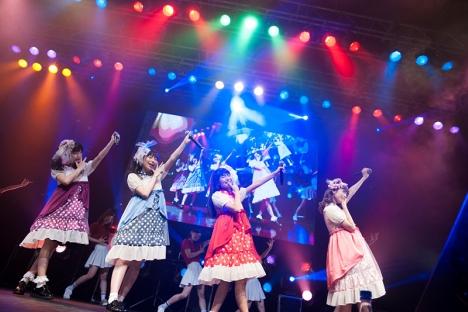 まねきケチャ、初のバックダンサーを引き連れた2周年記念ライブ渋谷で開催!公式レポ&写真&セトリ公開!MV