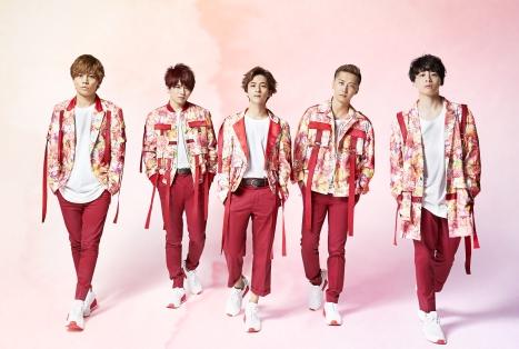 Da-iCE(ダイス)、iTunes1位獲得!「大阪LOVER」公式MVフルサイズ公開!