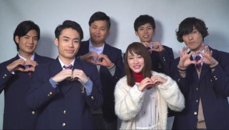 川栄李奈と人気YouTuber Fischer'sが初共演したWEBタテ型ドラマ&メイキング動画公開