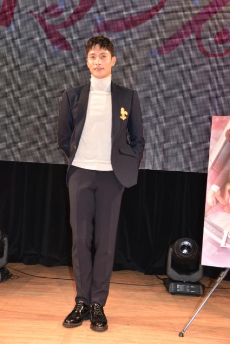 ソンフン来日記者会見再現レポート(前半)韓国ドラマ「じれったいロマンス」BS12&GYAO!OA記念!予告動画