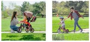 ベビーカーからトレーニングバイクへ!世界が認めた ストローリーバイク12月上旬発売開始!商品紹介動画