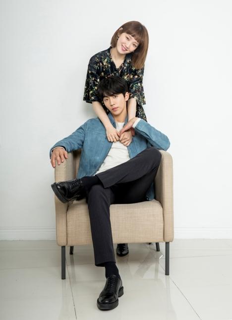 キスシーンは相談してアドリブで!「恋のゴールドメダル」イ・ソンギョン&ナム・ジュヒョクインタビュー公開!予告動画