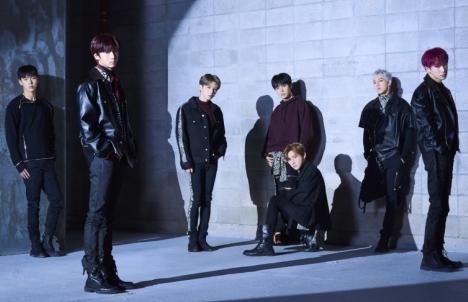 韓国7人組 ボーイズグループ、MONSTA X 日本1stアルバム「PIECE」4/25発売決定!MV