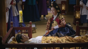 NHK「オクニョ 運命の女(ひと)」第45話 明宗の病床で文定大妃が過去を語る!あらすじと見どころ、予告動画