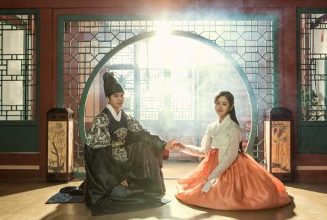 ユ・スンホ×キム・ソヒョン<君主>、邦題「仮面の王 イ・ソン」でNHKBSにて4/15から放送決定!予告動画