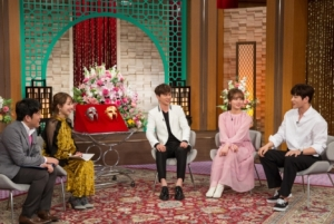 「仮面の王」直前SP②:ユ・スンホ、キム・ソヒョン、キム・ミョンス/エルから日本ファンへのメッセージ