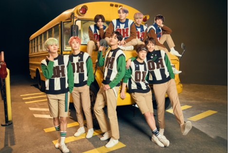 K-POP9人組SF9、2年連続KCON出演し「MAMMA MIA!」日本初披露!MVとDVDダイジェスト映像公開