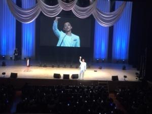 【速報!】RAIN(ピ)、Japan Fan Meeting 2018~雨音~(5/13)最速レポート