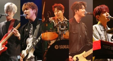 【ライブレポ】DAY6 ベストアルバム「THE BEST DAY」引っ提げた初の日本単独ライブ大盛況!