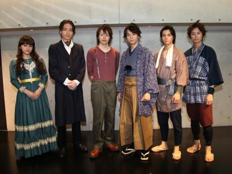 もっと歴史シリーズ第6弾舞台『ジョン万次郎』開幕!ゲネプロ・囲み会見レポート
