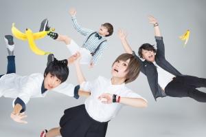 6/24ポルカドットスティングレイ・半泣き黒猫団ゲリラアジト密会で「リスミー」MV初披露!