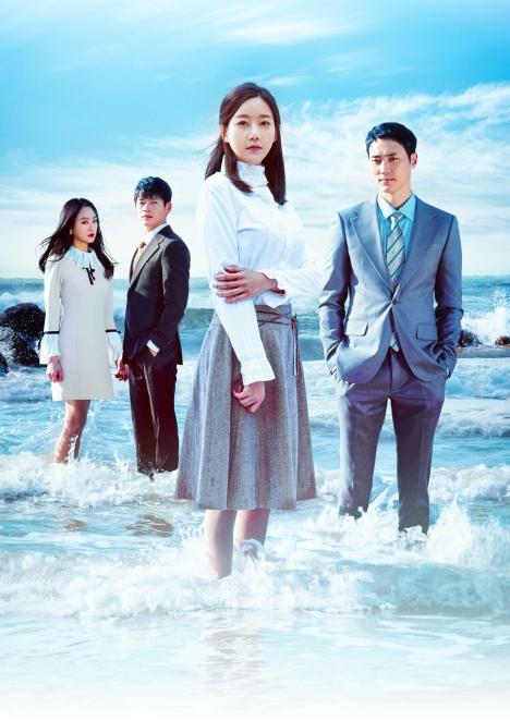 元RAINBOWオ・スンア主演「その女の海」BS日テレで8/29より放送決定!予告動画で先取り