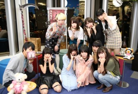 GYAO!特別番組『大森靖子 クソカワPARTY PARTY』アーカイブ配信!