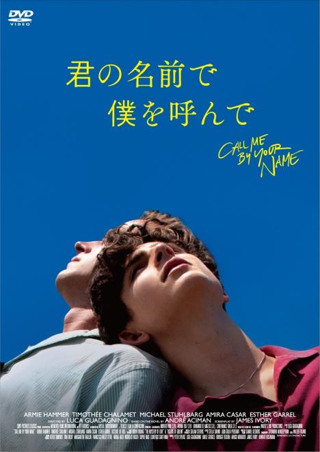 『君の名前で僕を呼んで』8/31 TSUTAYA TV先行配信開始!予告動画公開