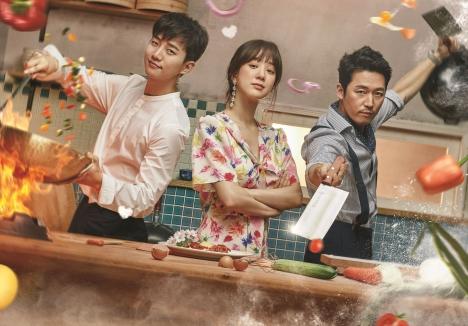 ジュノ(2PM)&チャン・ヒョク「油っぽいメロ(原題)」8/25KNTVで日本初放送!放送直前SPも!予告動画