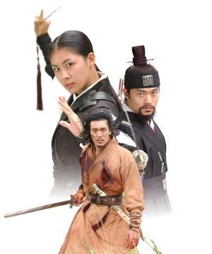 BS日テレ「チェオクの剣」第1~5話あらすじと見どころ:私鋳銭組織を追って~窮地に立たされた捕将とユン