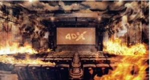 『スカイスクレイパー』9/21(金)より4DXシアターで全国公開!公開前に特別映像解禁!