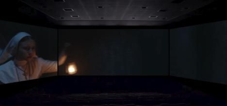 3面スクリーン対応の『死霊館』シリーズ最新作『死霊館のシスター』21日(金)公開!